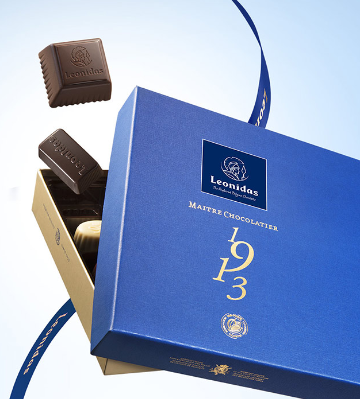Leonidas | Chocolatier - Belgian chocolates and pralines