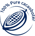100% pure cacaoboter