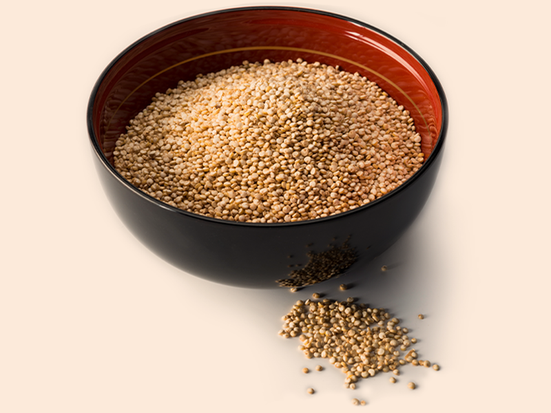 selection quinoa